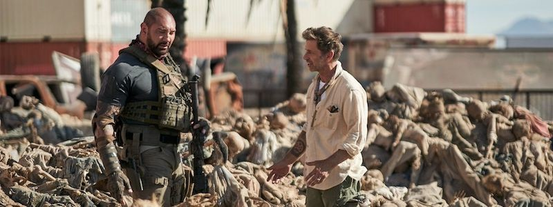 Зак Снайдер прокомментировал «Армию мертвецов 2»
