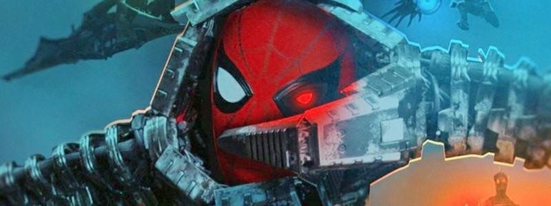 Утечка тизерит, как появится Зловещая шестерка в «Человеке-пауке 3»
