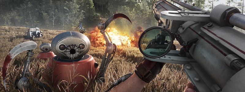 Русская игра Atomic Heart выйдет по подписке Xbox Game Pass
