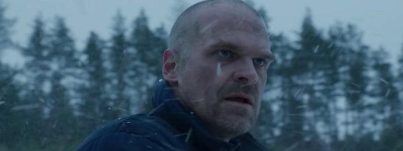 Хоппера из 4 сезона «Очень странных дел» сравнили с Гэндальфом из «Властелина колец»
