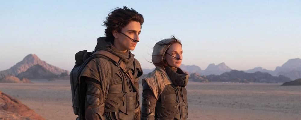 Дата выхода фильма «Дюна» снова перенесена в России
