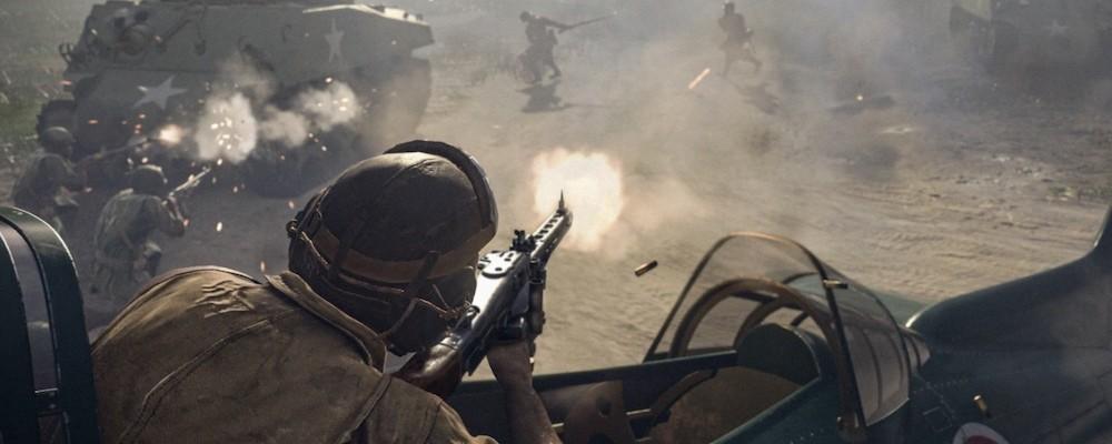 Первый геймплей Call of Duty: Vanguard на PS5 покажут на Gamescom