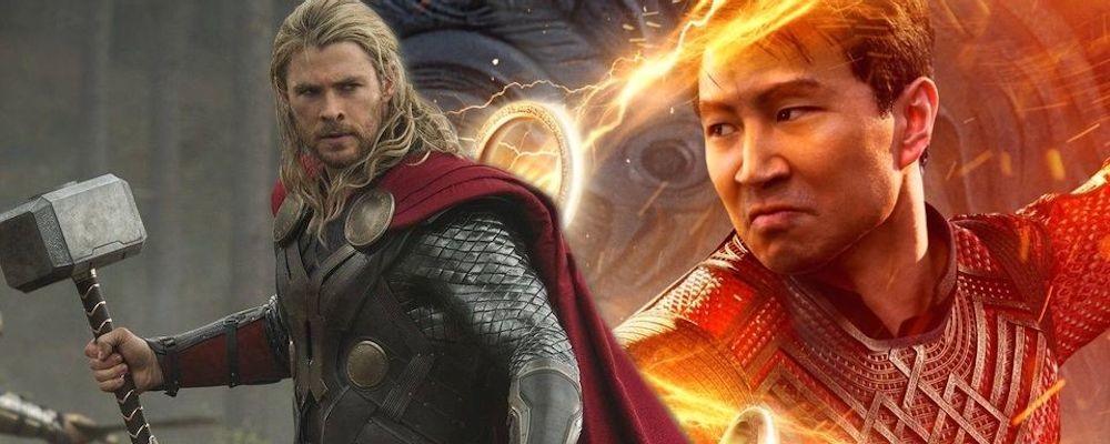 Десять колец могущественнее, чем Мьельнир в киновселенной Marvel - новый тизер «Шан-Чи»
