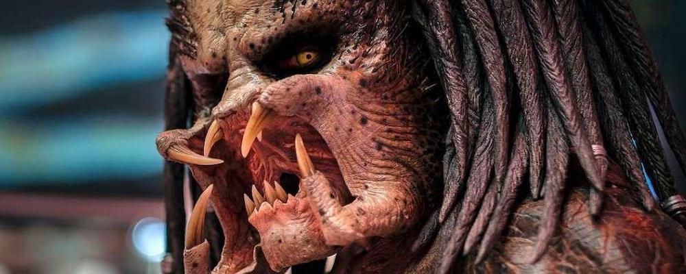 Первое изображение приквела «Хищника» - «Черепа»