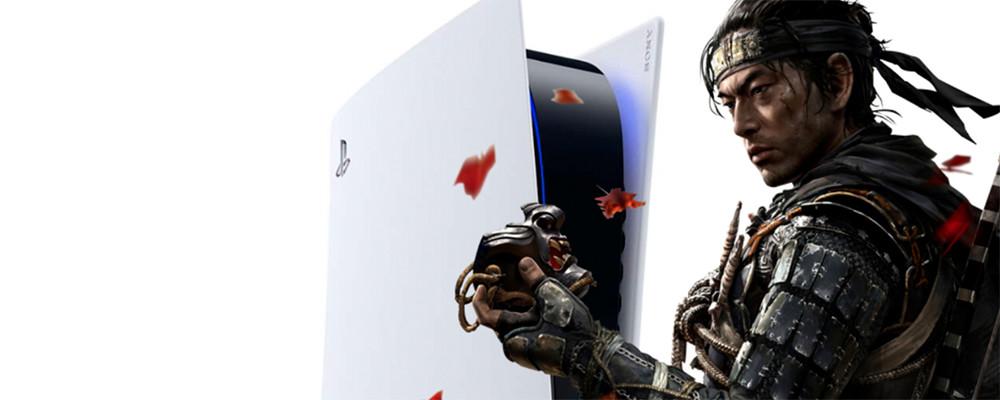 Создатель Ghost of Tsushima тизерит новые эксклюзивы PS5