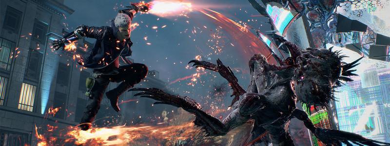 Devil May Cry 5 получила рейтинг 18+ за кровь, обнаженку и маты