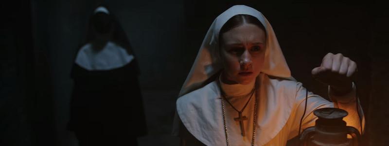 Обзор фильма «Проклятие монахини»