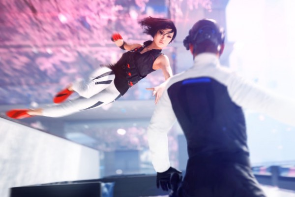 Mirror's Edge Catalyst взломали