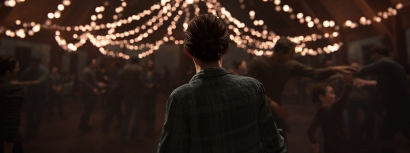 Телеканал вырезал поцелуй Элли из The Last of Us: Part 2