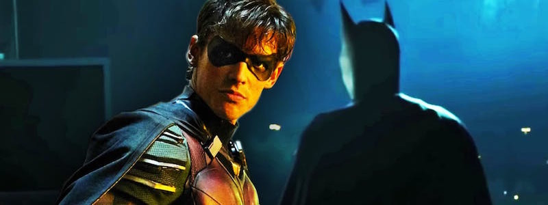 Раскрыто, кто исполнил безумного Бэтмена в сериале «Титаны»