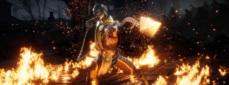 Грядут большие новости о Mortal Kombat 11