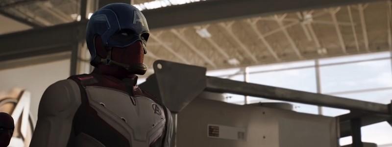 Дэдпул появился в новом трейлере «Мстителей: Финал»