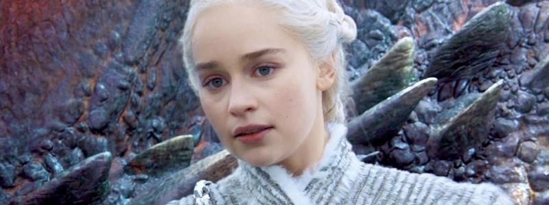 Вырезанная сцена из 1 серии 8 сезона «Игры престолов» подтвердила теорию