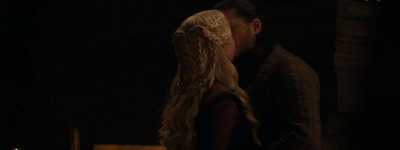 Кто оказался беременным в 4 серии 8 сезона «Игры престолов»