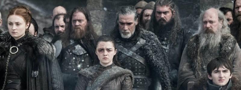 Главные спойлеры 4 серии 8 сезона «Игры престолов». Краткий пересказ
