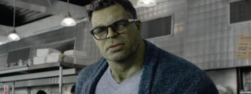 Посмотрите удаленную сцену «Мстителей: Финал» с Халком