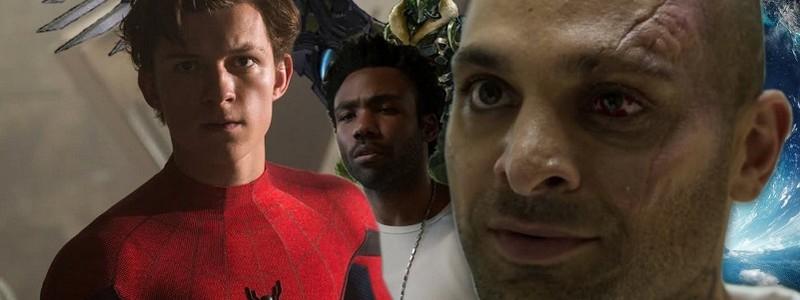 Скорпион должен стать злодеем «Человека-паука 3» от Marvel Studios