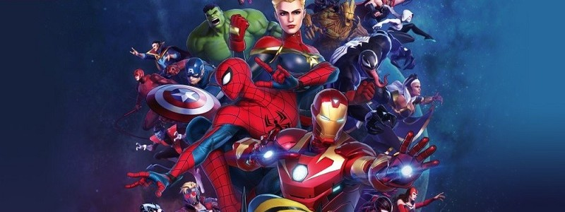Впечатления от MARVEL ULTIMATE ALLIANCE 3: The Black Order