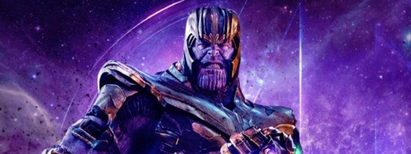 Мог ли Танос убить себя щелчком Перчатки бесконечности