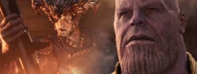 Создатель Таноса был обеспокоен из-за «Лиги справедливости»