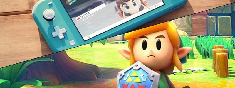 Вышла Nintendo Switch и новая The Legend of Zelda