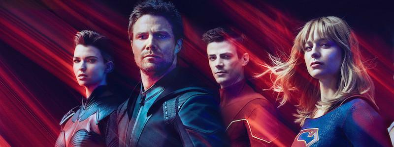 Начались съемки кроссовера «Кризис на Бесконечных Землях» от CW