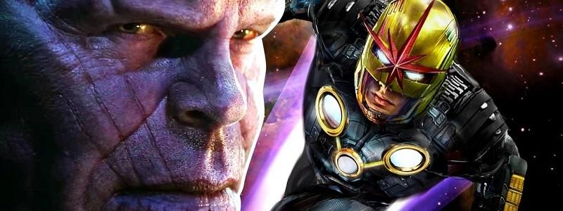 Marvel вырезали Нову из «Мстителей: Финал». Раскрыта роль героя
