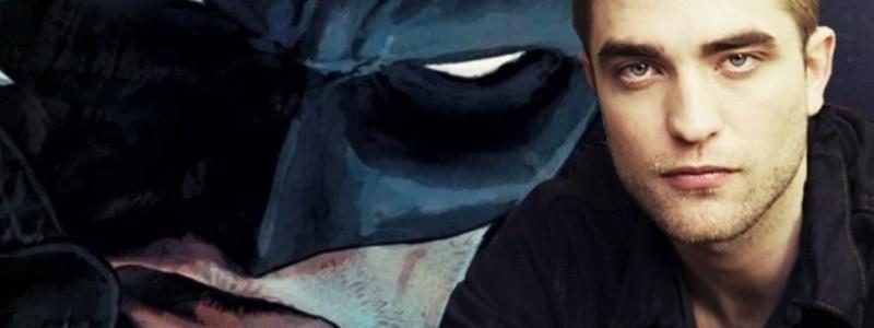 Как Роберт Паттинс изучает Бэтмена для нового фильма