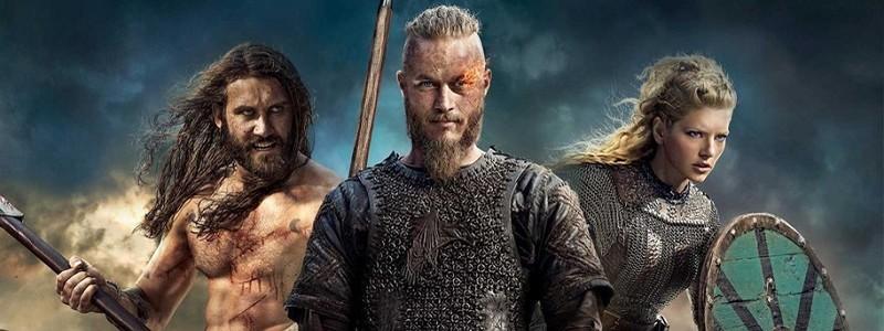 Сериал «Викинги: Вальхалла» выйдет на Netflix