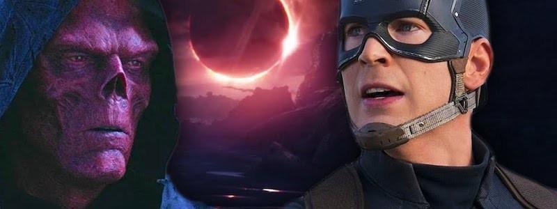 Красный череп вернется в фильме «Первый мститель 4»
