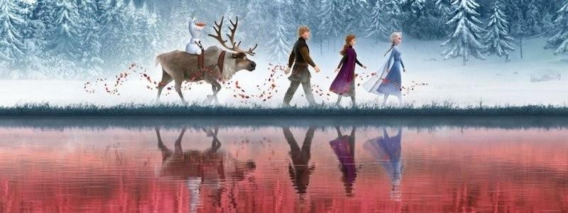 Сборы фильма «Холодное сердце 2» превысили $1 млрд