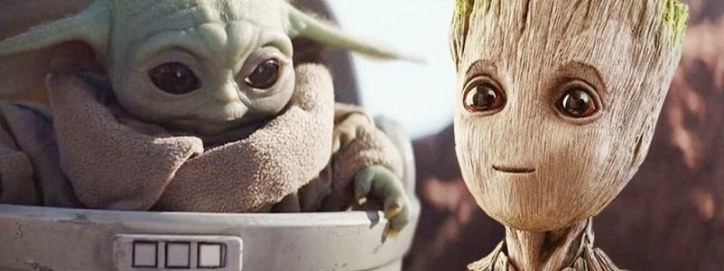 Кто победит: Малыш Грут и Малыш Йода?