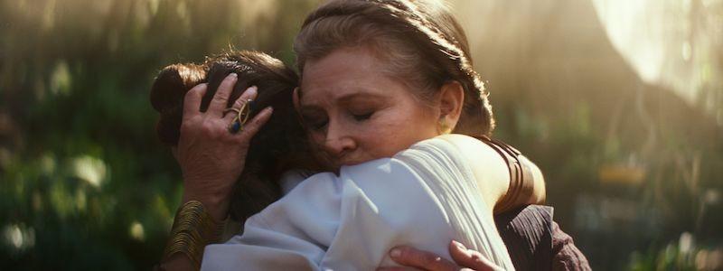 Раскрыта странная деталь концовки «Звездных войн 9: Скайуокер. Восход»