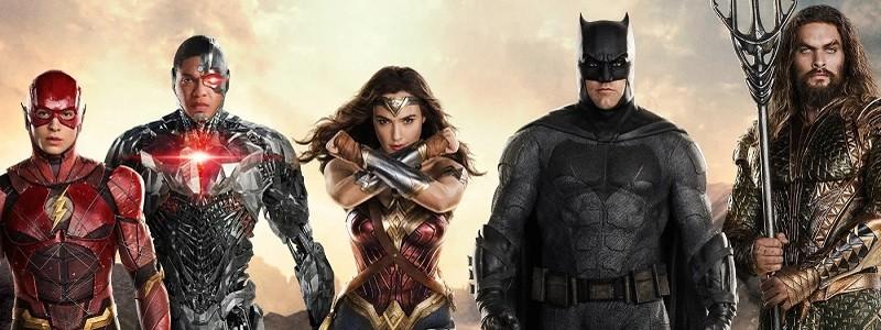 Раскрыты изначальные костюмы героев «Лиги справедливости» от Зака Снайдера