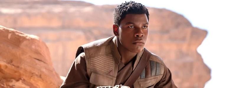 Силу Финна впервые показали еще в «Звездных войнах 8: Последние джедаи»