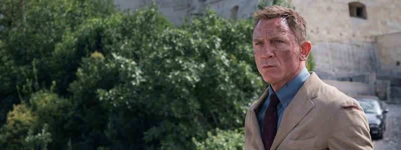 Новый ролик «007: Не время умирать» с Супербоула 2020