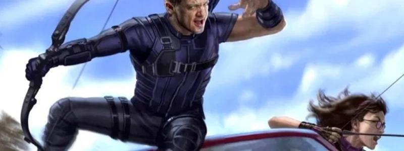 Раскрыто, когда Marvel начнут съемки сериала «Соколиный глаз»