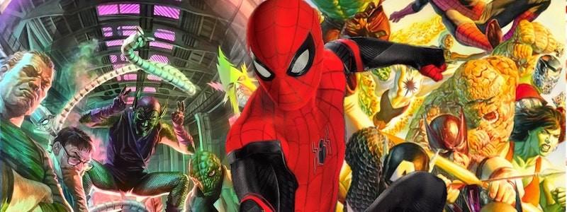 Связан ли новый кинокомикс Sony с киновселенной Marvel?