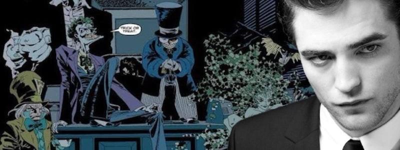 Новые кадры «Бэтмена» с Паттинсоном тизерят сеттинг фильма