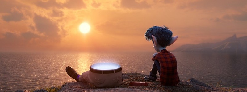 Саундтрек анимационного фильма «Вперед» (2020). Послушайте песню