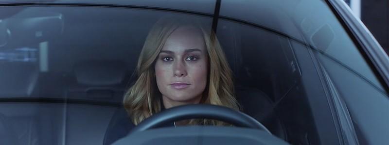 Бри Ларсон появилась в новой рекламе Nissan