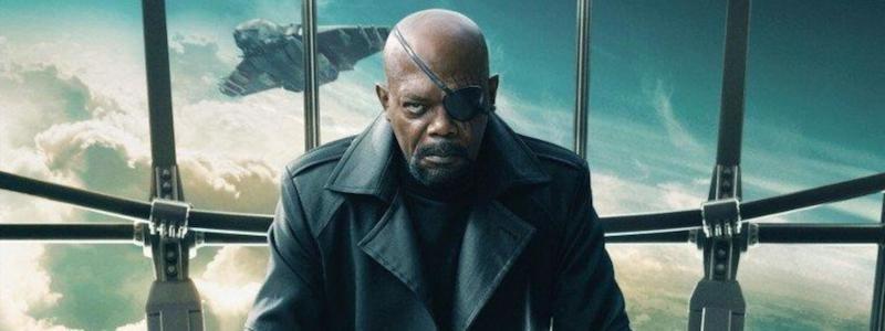 Тизер возвращения Ника Фьюри в киновселенной Marvel