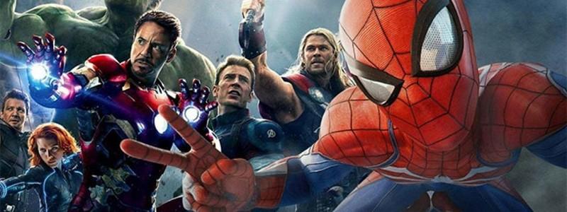 Замечена отсылка на Мстителей в Spider-Man для PS4