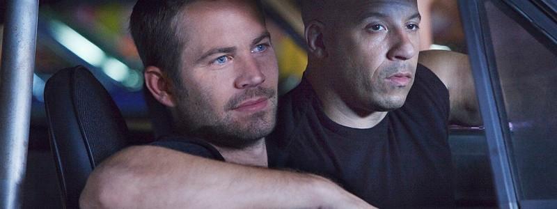 Вин Дизель тизерит возвращение Брайана Пола Уокера в «Форсаже 9»