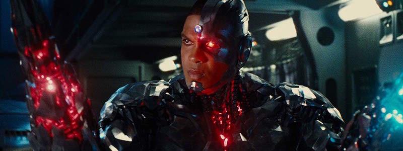 Киборг вернется в киновселенной DC, но с изменениями