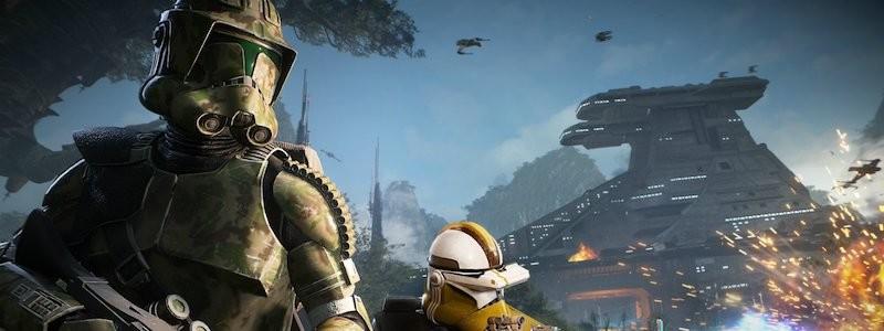 Star Wars Battlefront 3 не находится в разработке