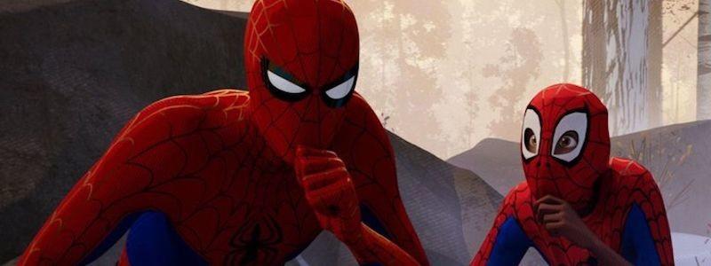 Тизер фильма «Человек-паук: Через вселенные 2»