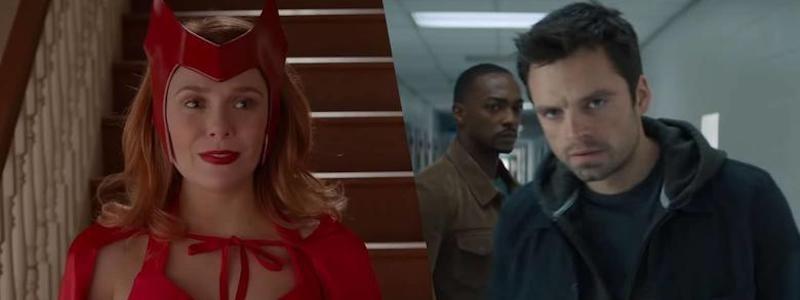 Дата выхода сериалов Marvel под вопросом. «ВандаВижен» могут перенести