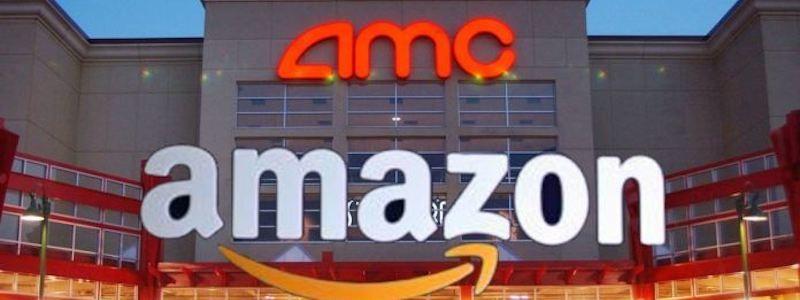 Amazon решили купить сеть кинотеатров AMC