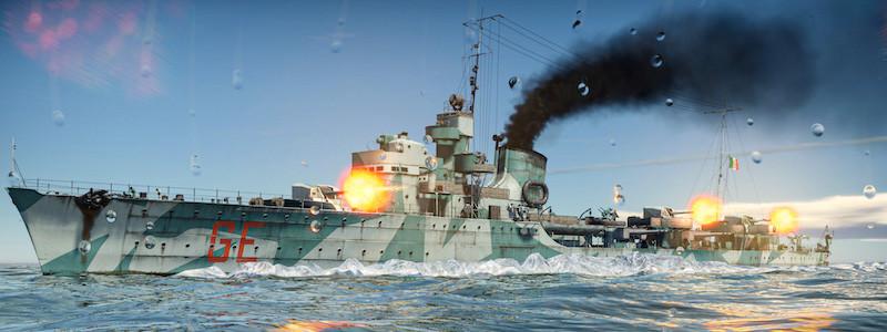 Regia Marina: в War Thunder появились новые корабли Италии
